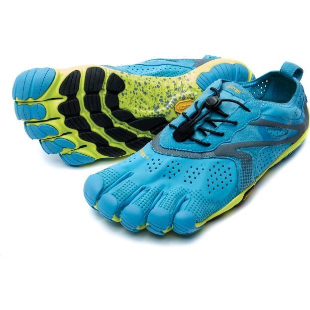 vibram 5f v-run blue