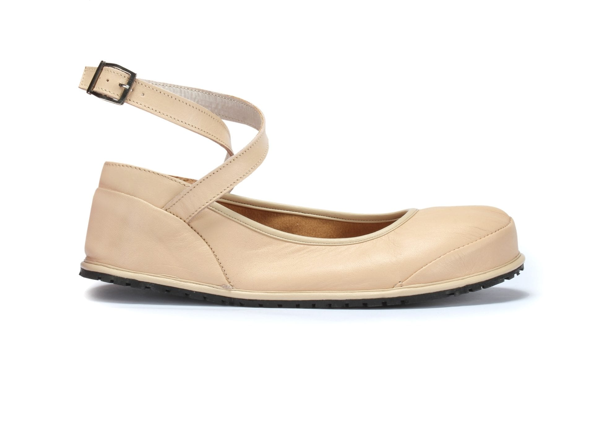 Magical Shoes BAREFOOT SHOES BALERINA ANNA BEIGE picture 2