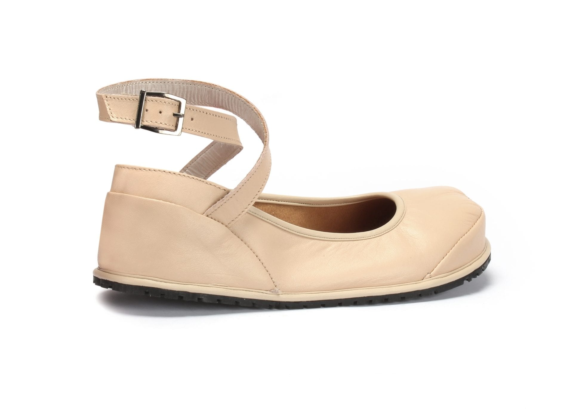 Magical Shoes BAREFOOT SHOES BALERINA ANNA BEIGE picture 3