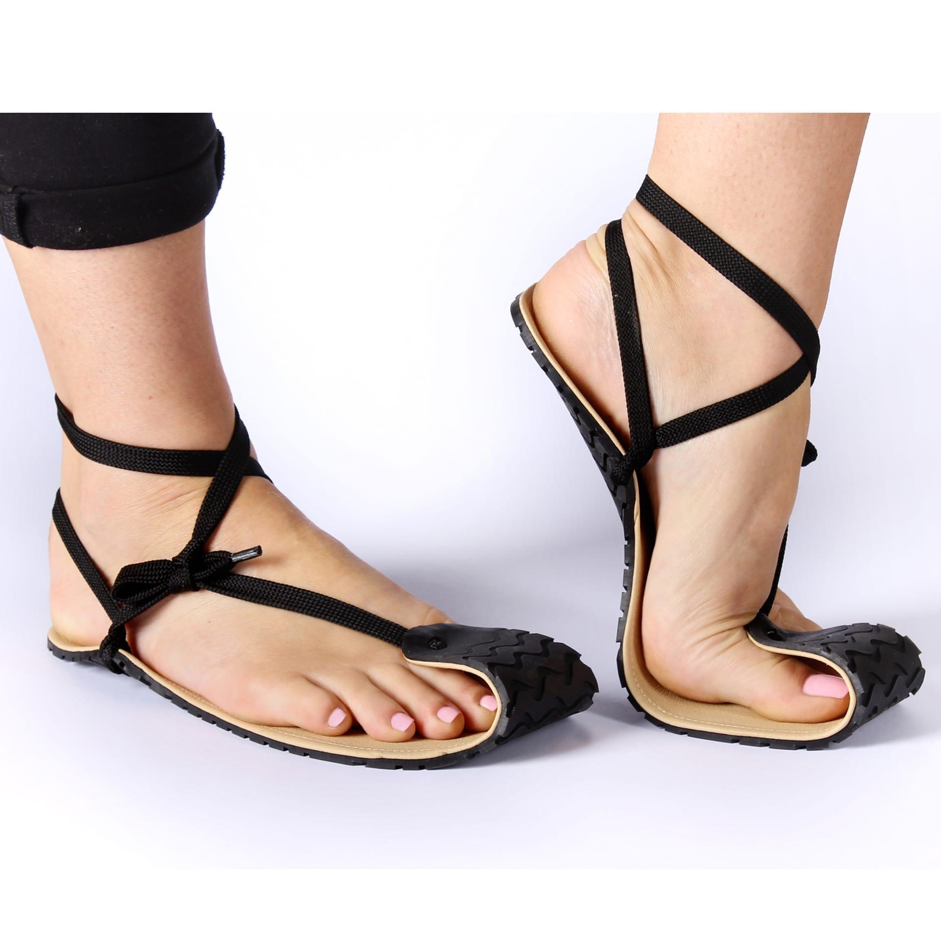 Magical Shoes CABALLO BLANCO- HUARACHE SANDALS picture 1