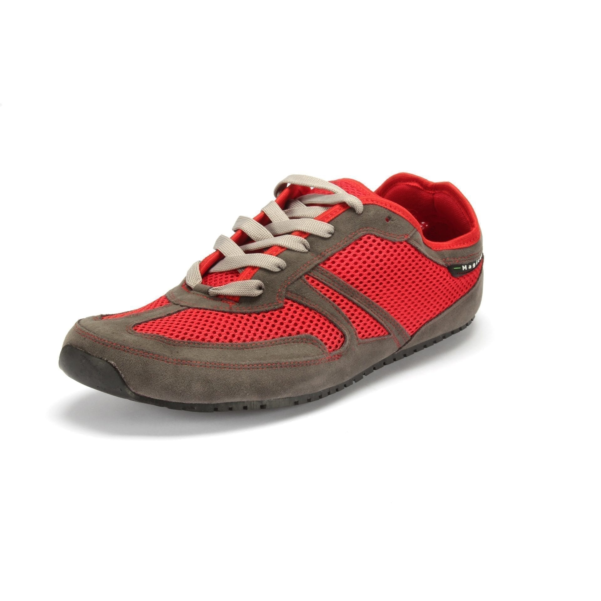 Magical Shoes BAREFOOT SHOES EXPLORER VEGAN RED picture 2