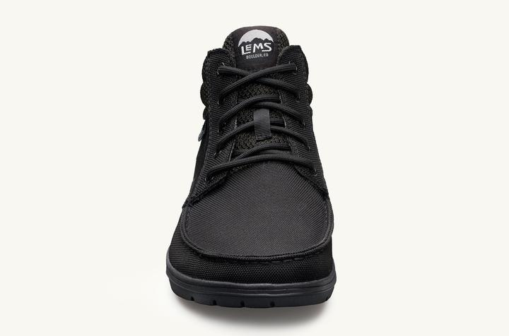 Lems Shoes MEN'S BOULDER BOOT MID VEGAN picture 0