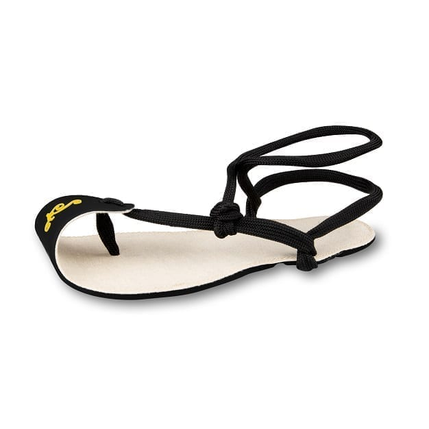 Magical Shoes MINIMALIST SANDALS CABALLO BLANCO HEMP BLACK picture 2
