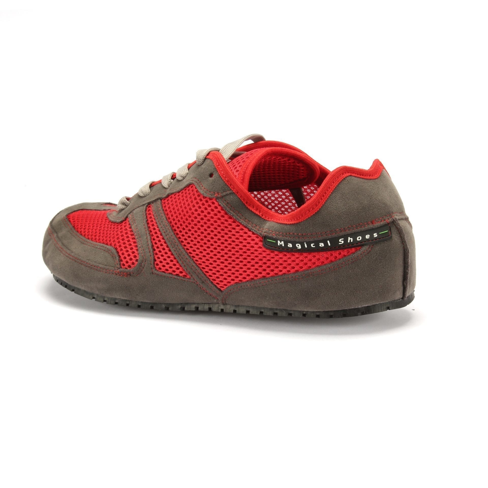 Magical Shoes BAREFOOT SHOES EXPLORER VEGAN RED picture 3