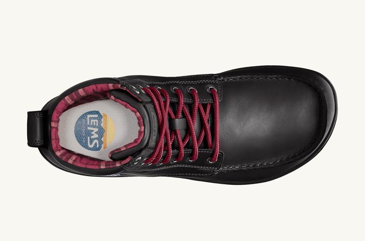 Lems Shoes MEN'S BOULDER BOOT LEATHER picture 2