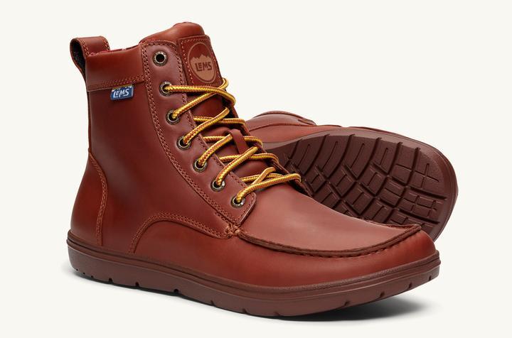 Lems Shoes MEN'S BOULDER BOOT LEATHER picture 5