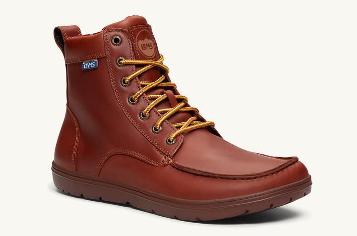 Lems Shoes MEN'S BOULDER BOOT LEATHER picture 9