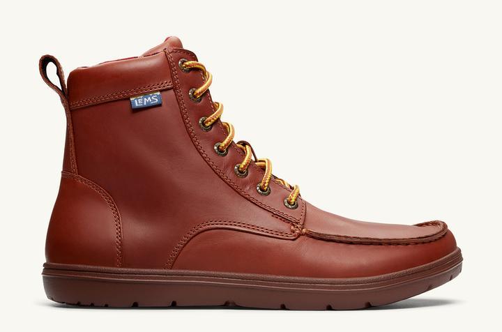 Lems Shoes MEN'S BOULDER BOOT LEATHER picture 7