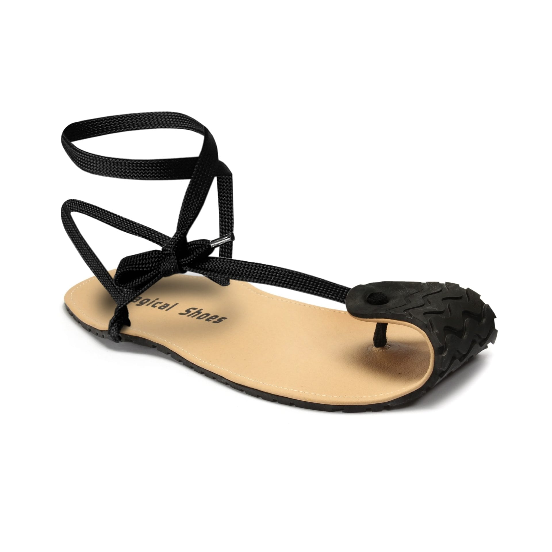Magical Shoes CABALLO BLANCO- HUARACHE SANDALS picture 2