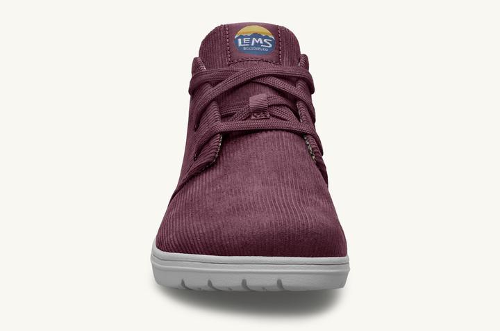 Lems Shoes MEN'S CHUKKA CORDUROY picture 0