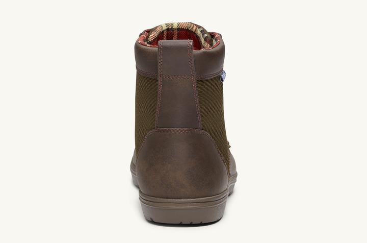 Lems Shoes MEN'S BOULDER BOOT NYLON picture 1