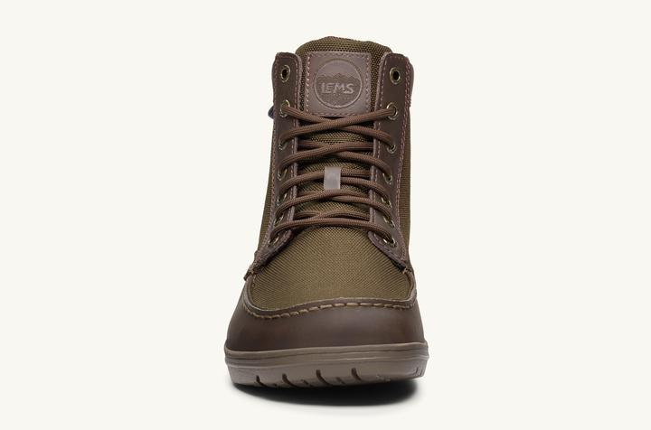 Lems Shoes MEN'S BOULDER BOOT NYLON picture 0