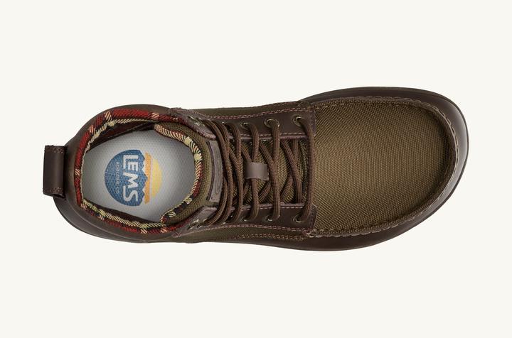 Lems Shoes MEN'S BOULDER BOOT NYLON picture 2