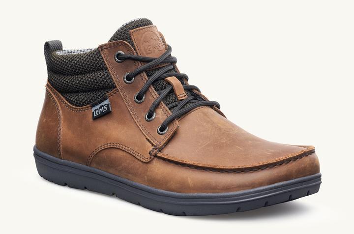Lems Shoes MEN'S BOULDER BOOT MID LEATHER picture 9