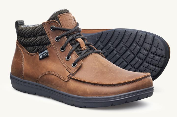 Lems Shoes MEN'S BOULDER BOOT MID LEATHER picture 5