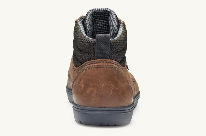 Lems Shoes MEN'S BOULDER BOOT MID LEATHER picture 1
