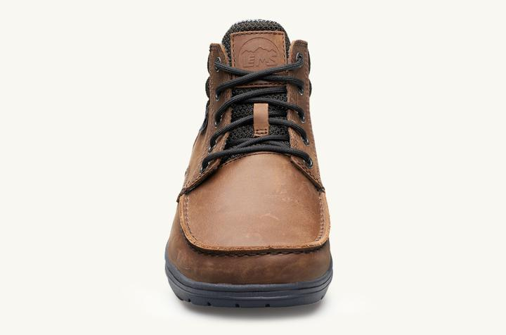 Lems Shoes MEN'S BOULDER BOOT MID LEATHER picture 0
