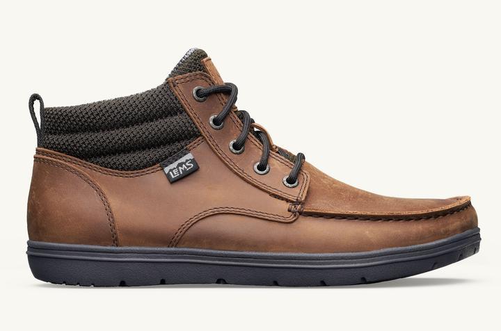 Lems Shoes MEN'S BOULDER BOOT MID LEATHER picture 7