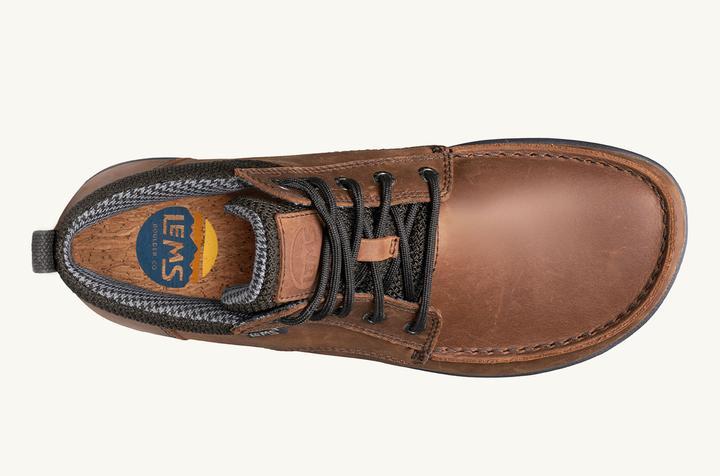 Lems Shoes MEN'S BOULDER BOOT MID LEATHER picture 2
