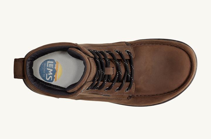 Lems Shoes MEN'S WATERPROOF BOULDER BOOT picture 2