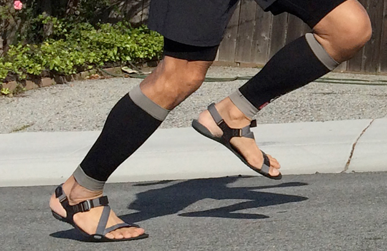 Xeroshoes Z-Trek - The Lightweight Packable Sport Sandal picture 5