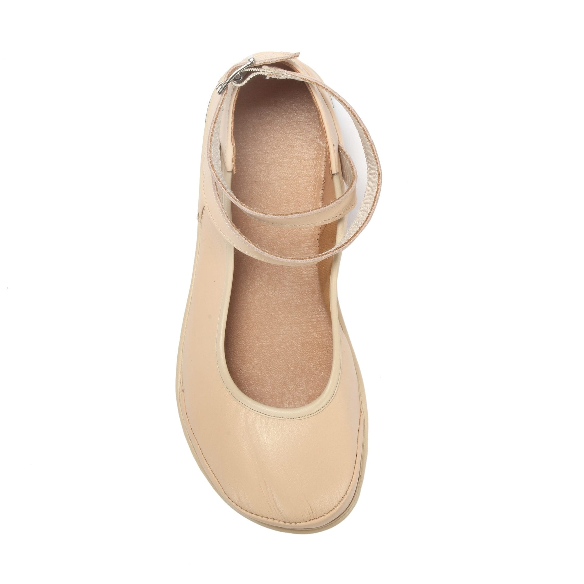 Magical Shoes BAREFOOT SHOES BALERINA ANNA BEIGE picture 4
