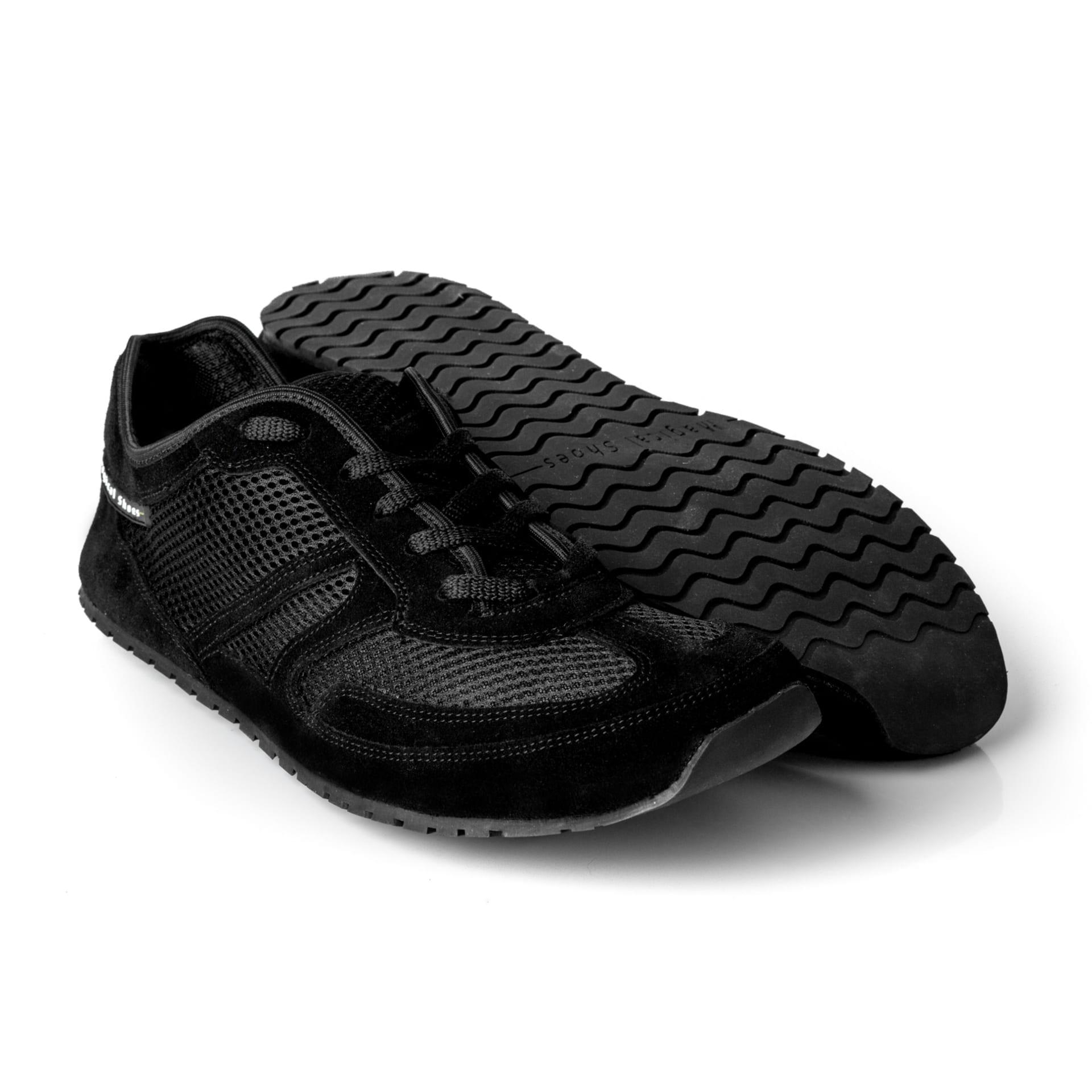 Magical Shoes BAREFOOT SHOES EXPLORER CLASSIC BLACK KIDS picture 1