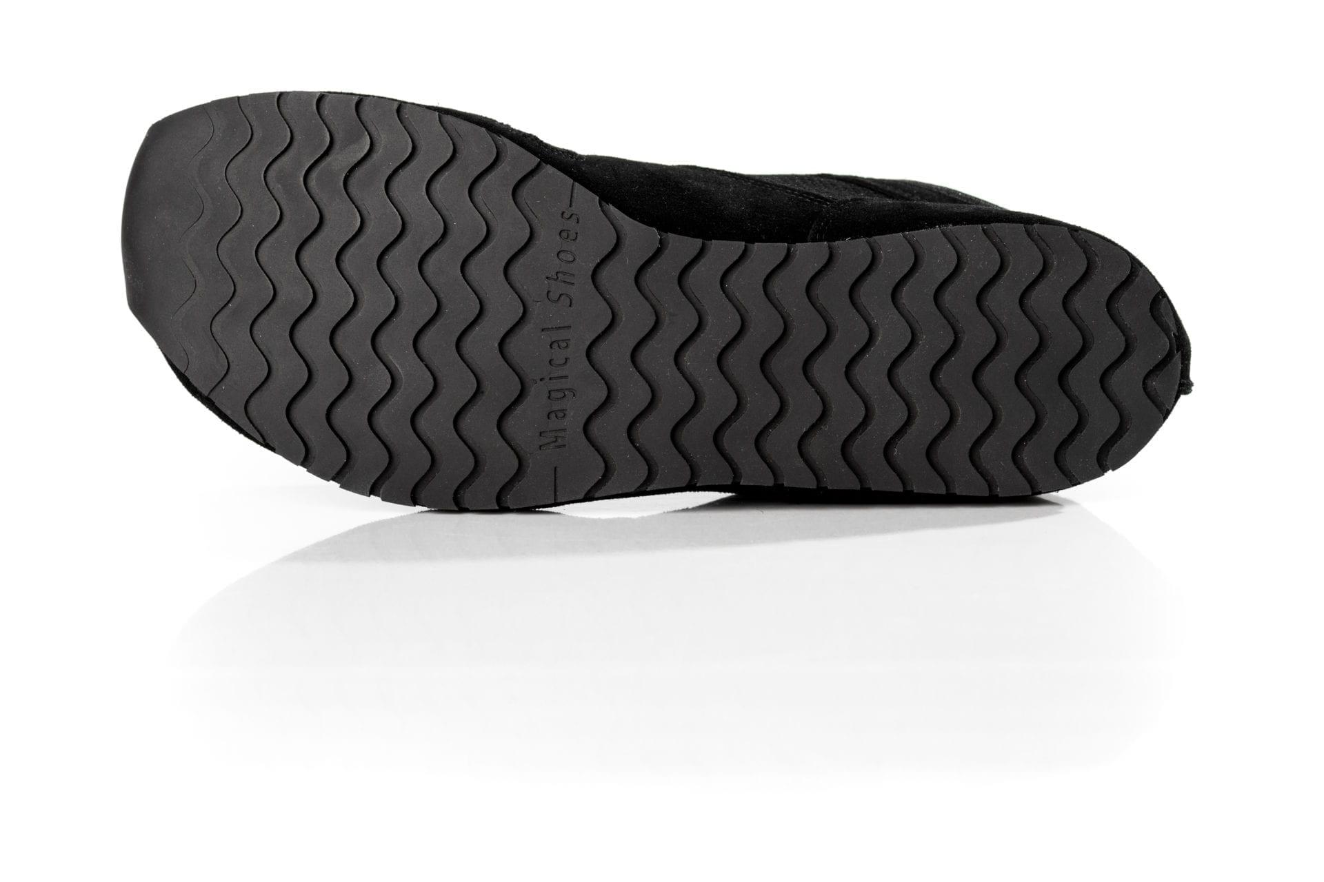 Magical Shoes BAREFOOT SHOES EXPLORER CLASSIC BLACK KIDS picture 6