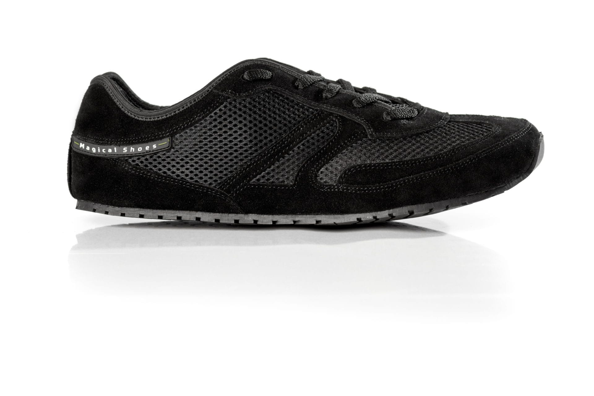 Magical Shoes BAREFOOT SHOES EXPLORER CLASSIC BLACK KIDS picture 4