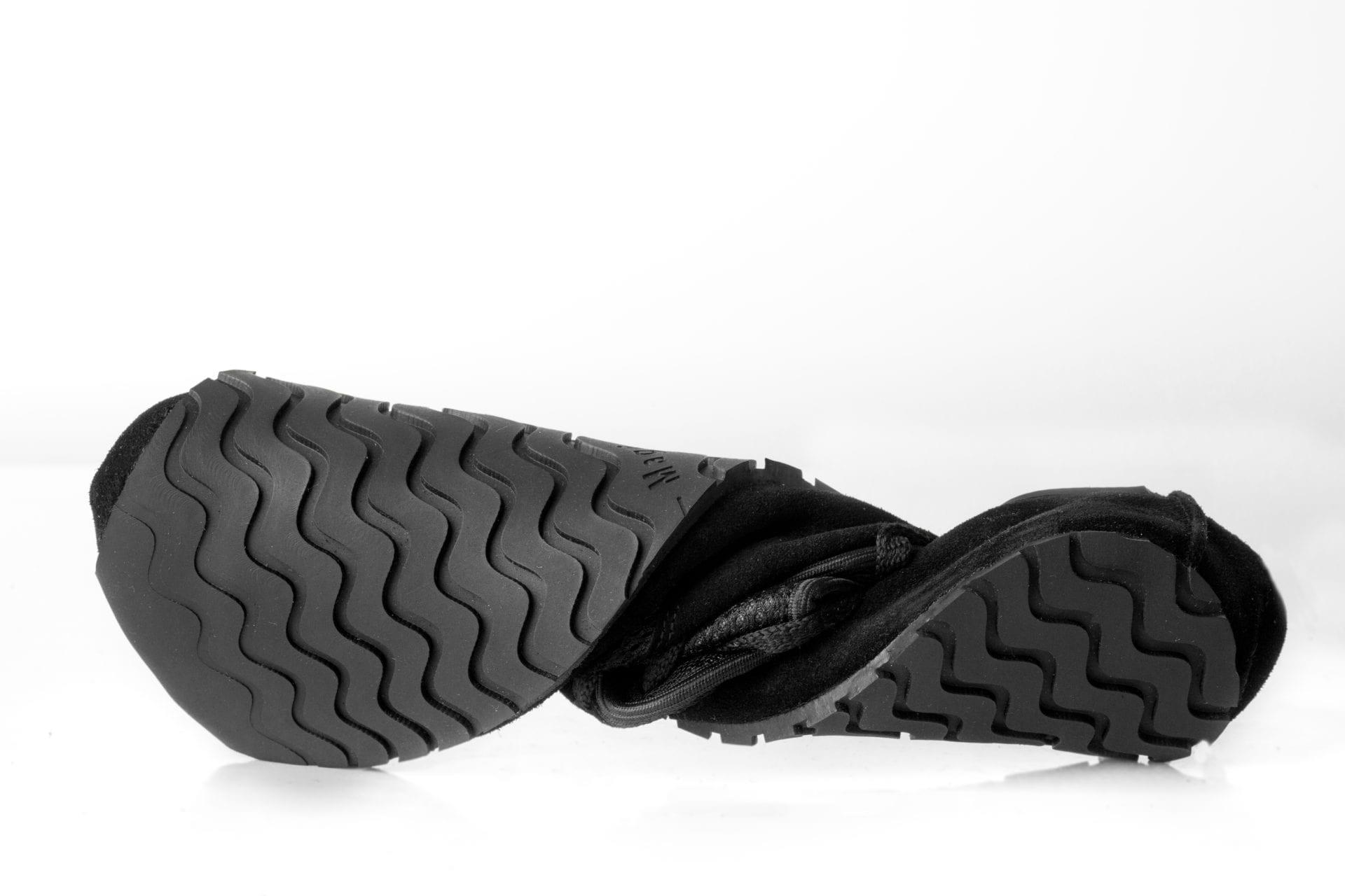 Magical Shoes BAREFOOT SHOES EXPLORER CLASSIC BLACK KIDS picture 5