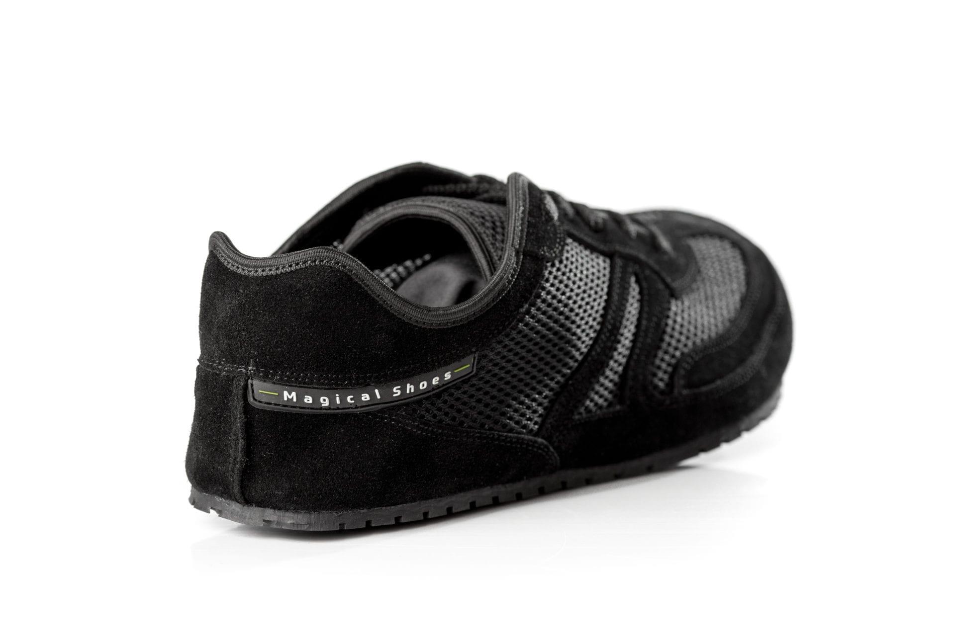 Magical Shoes BAREFOOT SHOES EXPLORER CLASSIC BLACK KIDS picture 2