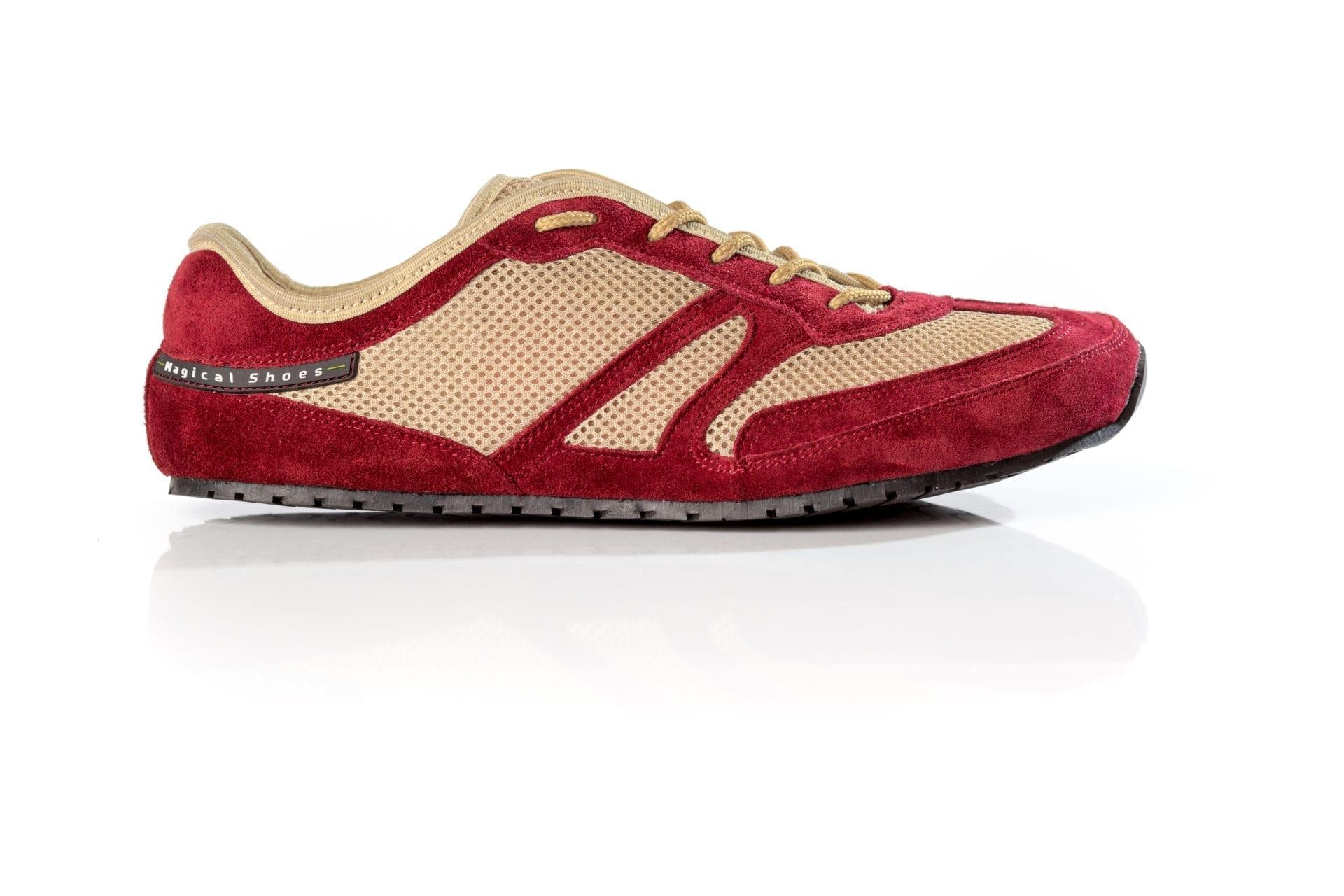 Magical Shoes EXPLORER – FRUITY CLARET BAREFOOT SHOES picture 4