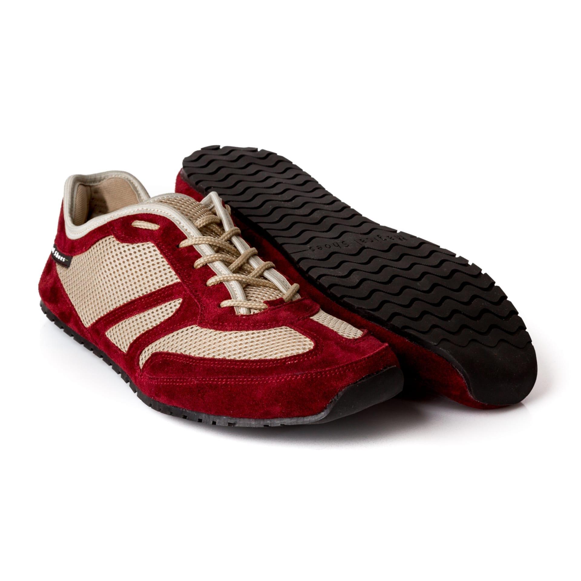 Magical Shoes EXPLORER – FRUITY CLARET BAREFOOT SHOES picture 1