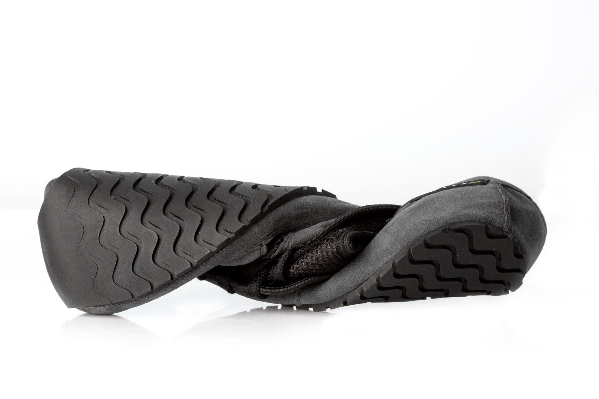Magical Shoes BAREFOOT SHOES EXPLORER VEGAN GRAY KIDS picture 4