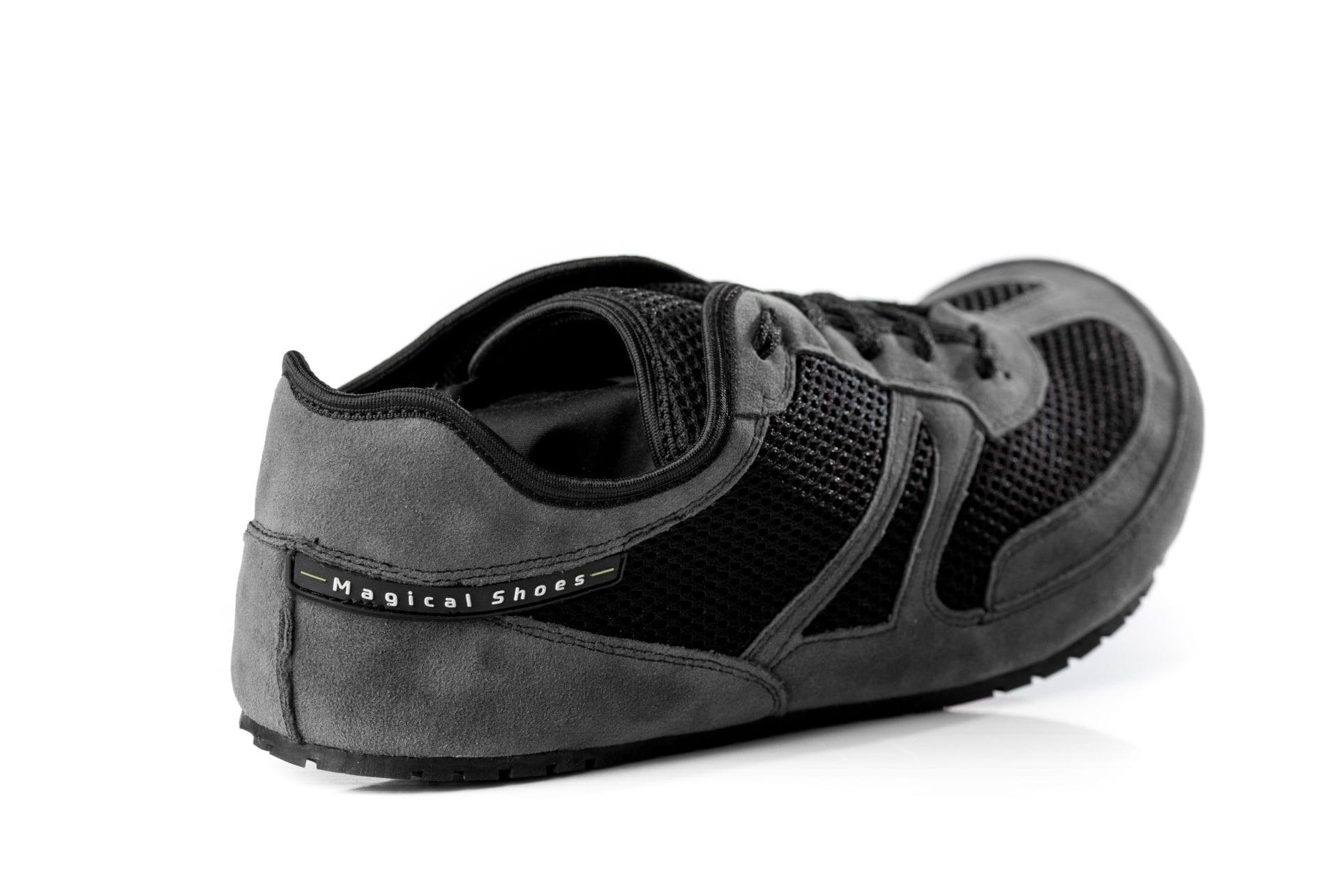 Magical Shoes BAREFOOT SHOES EXPLORER VEGAN GRAY KIDS picture 2