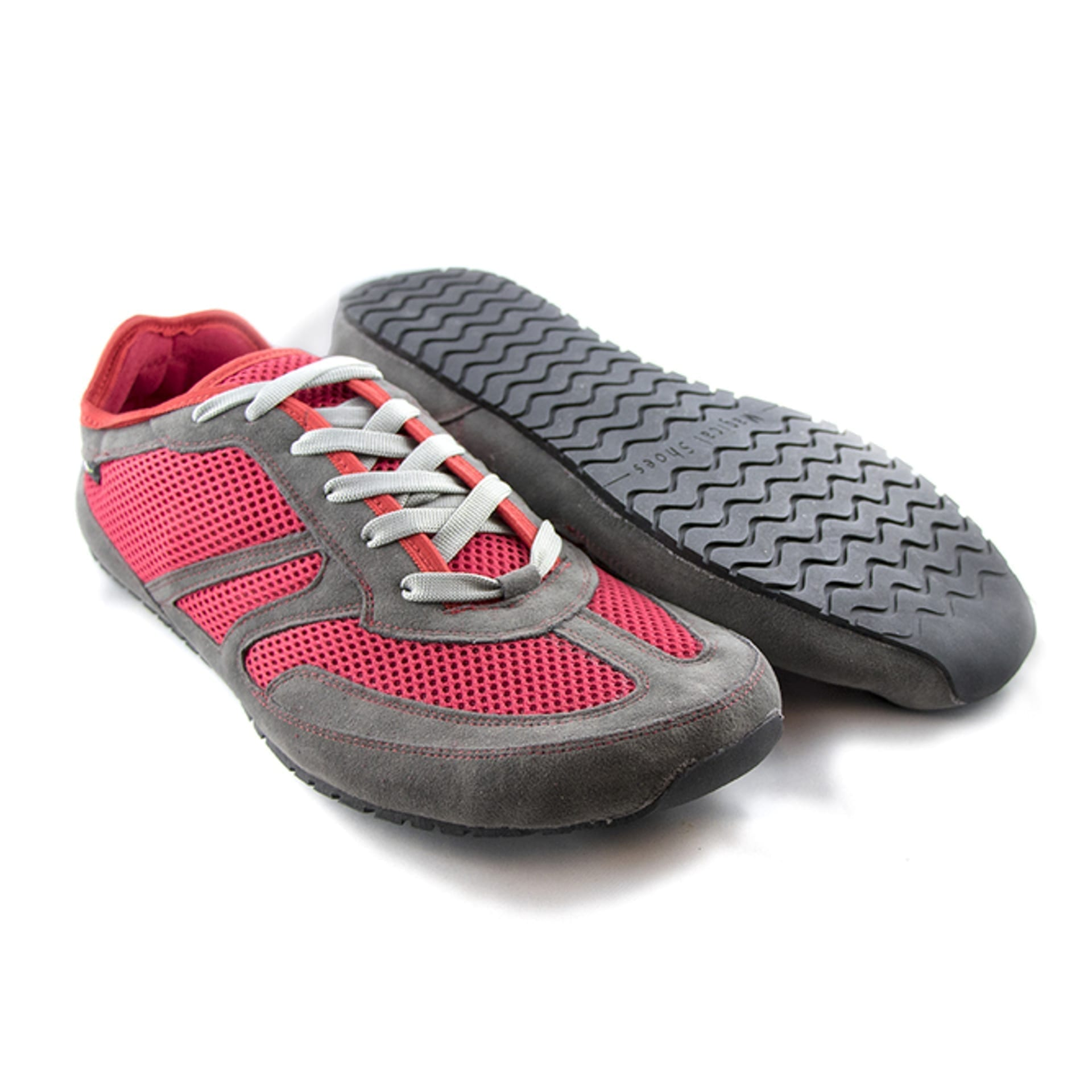 Magical Shoes BAREFOOT SHOES EXPLORER VEGAN RED picture 1