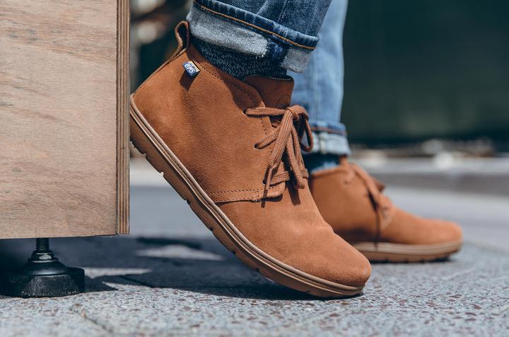 Lems Shoes MEN'S CHUKKA SUEDE picture 6