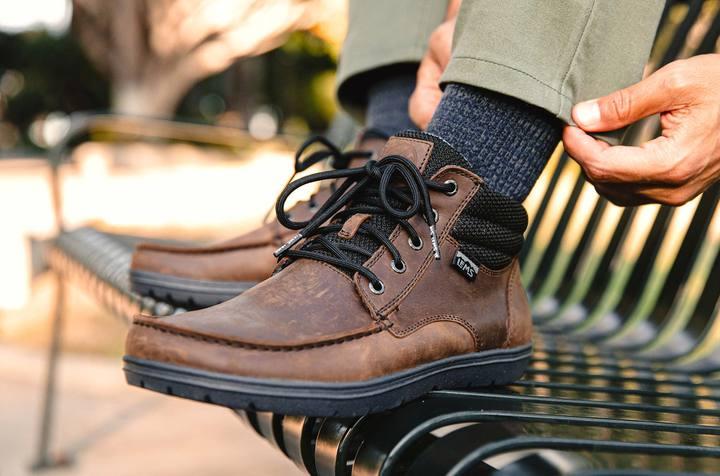 Lems Shoes MEN'S BOULDER BOOT MID LEATHER picture 6
