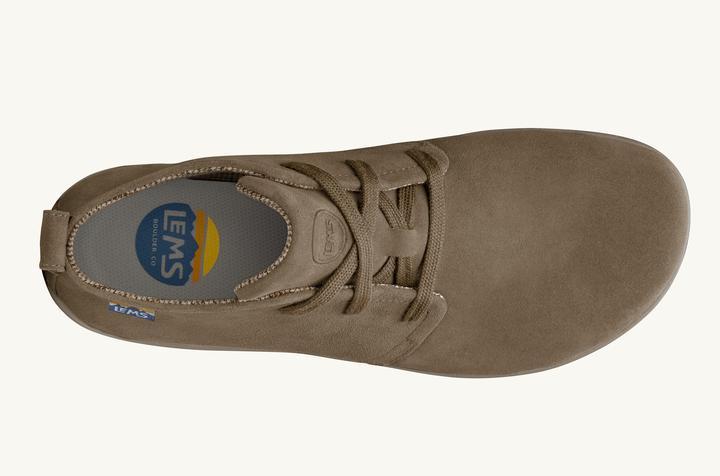 Lems Shoes MEN'S CHUKKA SUEDE picture 2
