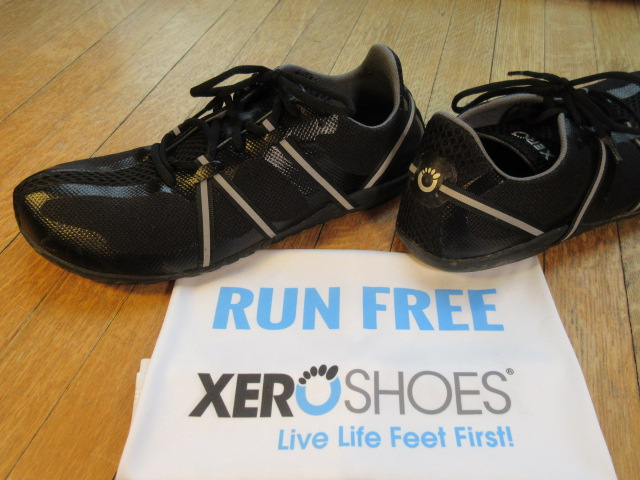 XeroShoes Speed Force