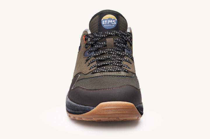 Lems Shoes LEMS X REI TRAILHEAD MOONLIT MOSS picture 0