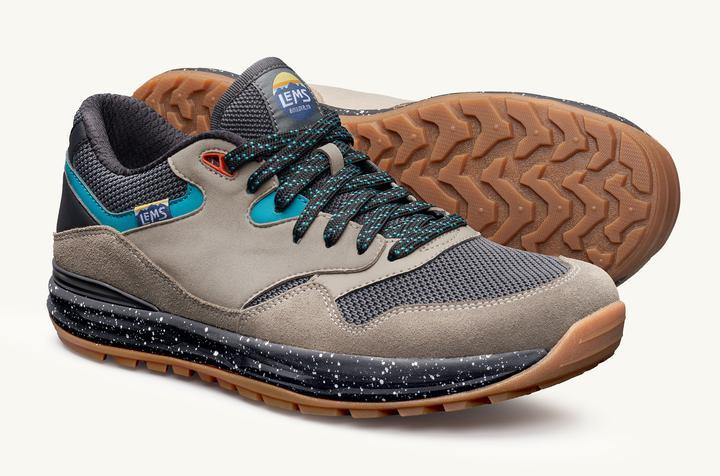 Lems Shoes LEMS X HUCKBERRY TRAILHEAD DESERT KHAKI picture 5