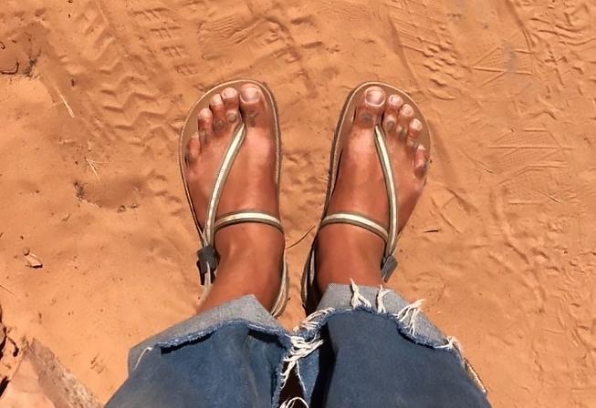 Circadian Adventure Sandals Picture 5